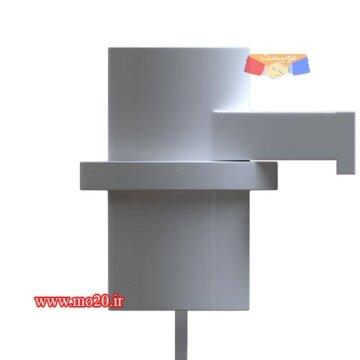 لوله-دیافراگم-پلاستیکی-پلار-psd