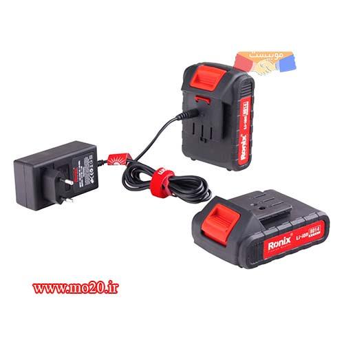 باتری-دریل-شارژی-رونیکس-8014