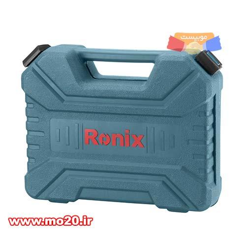 جعبه-ابزار-دریل-رونیکس-مدل-8018