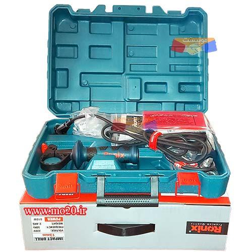 جعبه-کامل-دریل-رونیکس-مدل-2210